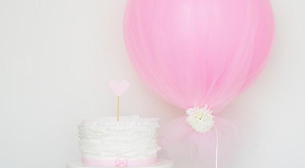DIY: Le ballon de mariage le plus romantique