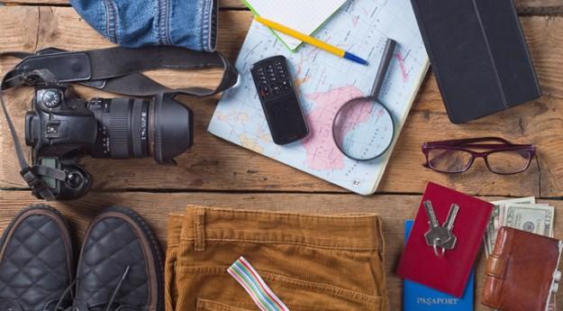 Conseil: Les bons accessoires de voyage à emporter
