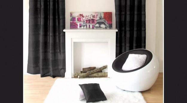 Style: L'indémodable décoration noir et blanc