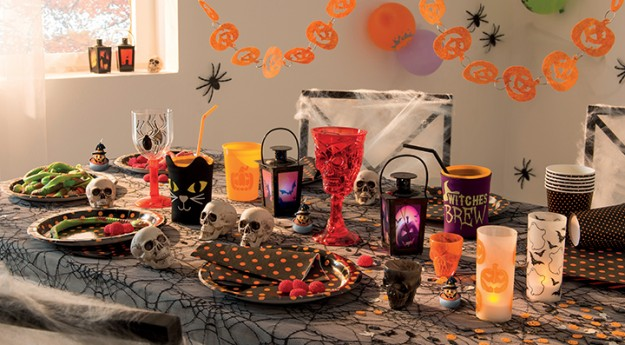Conseil: Préparez votre fête d'Halloween