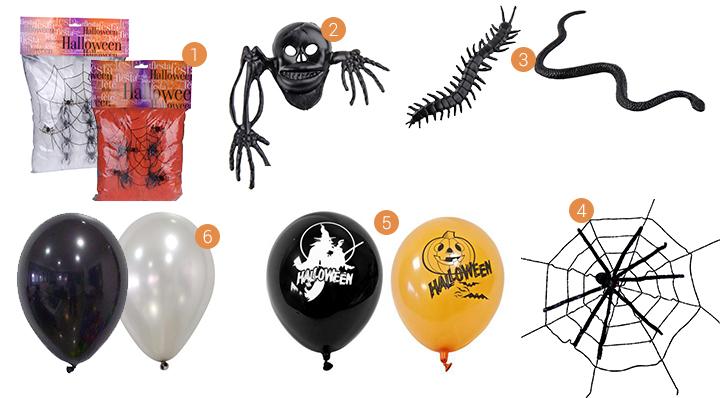 5 idées de déco d'Halloween - Blog La Foir'Fouille - Halloween conseils