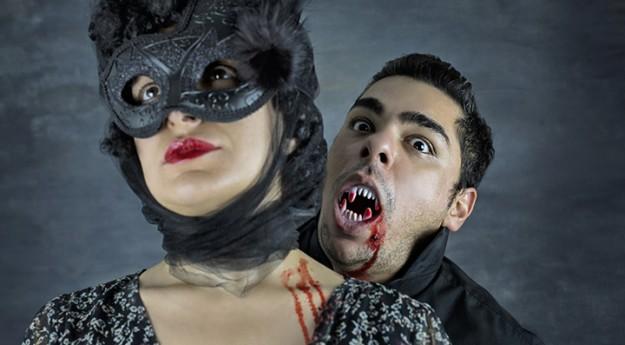 On adore : Le déguisement de vampire pour Halloween