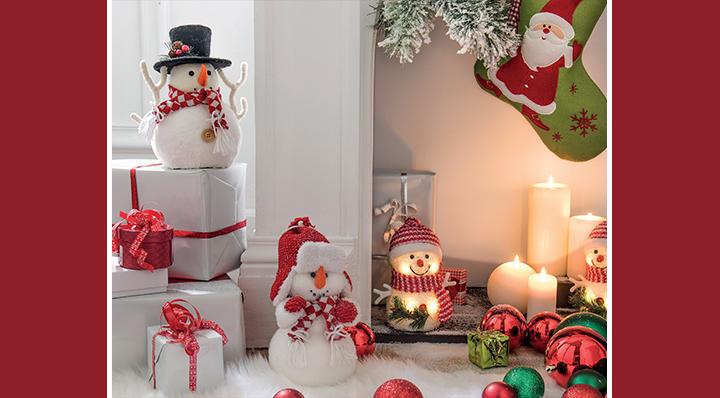 Comment réussir sa déco de Noël traditionnelle - Blog La Foir'Fouille