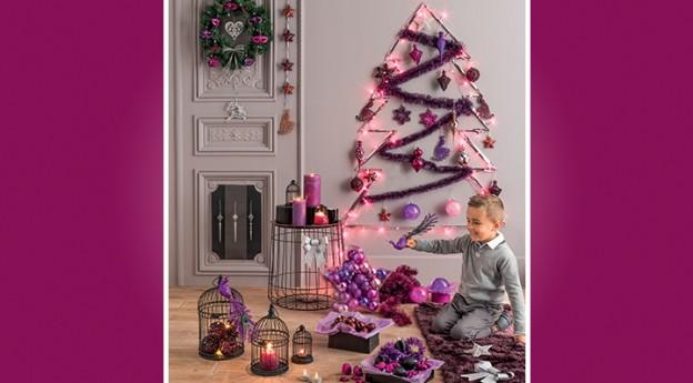 Conseils pour réussir sa déco de Noël colorée - Blog La Foir'Fouille