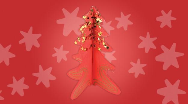 DIY : Un sapin de Noël en bois personnalisé