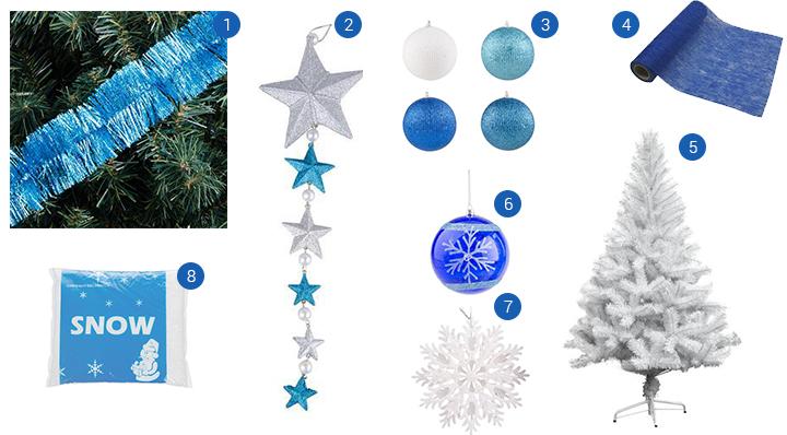 3 conseils pour réussir sa déco de Noël façon Grand Nord - Blog La Foir'Fouille