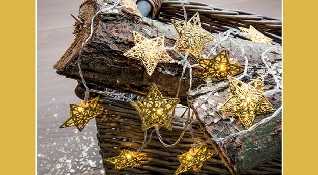 Conseils : Choisir sa guirlande électrique d'intérieur pour Noël