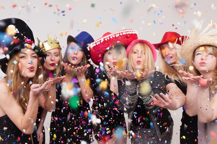 Créez facilement votre photocall de nouvel an - DIY - Blog La Foir'Fouille