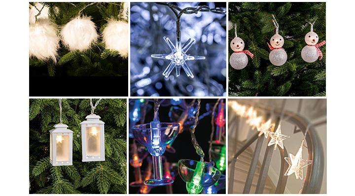 Nos conseils pour choisir sa guirlande électrique d'intérieur pour Noël - Blog La Foir'Fouille