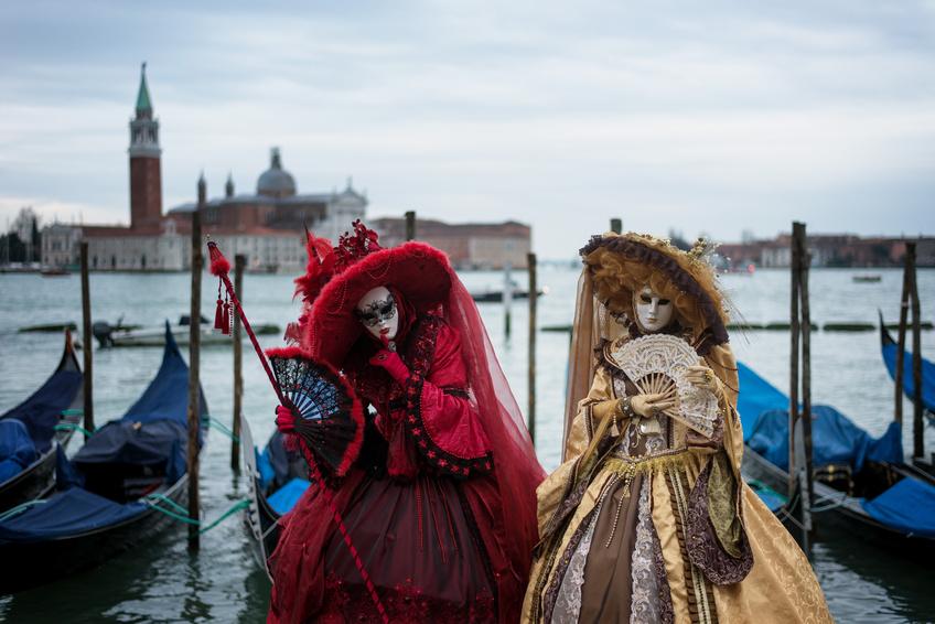 Nos conseils pour une soirée façon carnaval de Venise comme si vous y étiez - Blog La Foir'Fouille