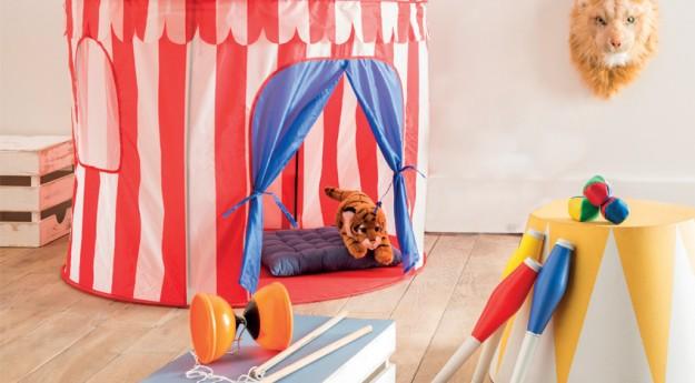 Style: Mon carnaval au cirque