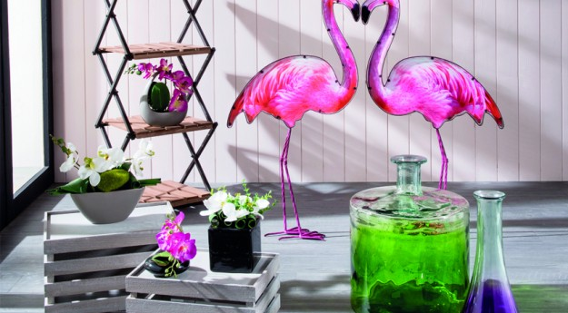 On adore : La déco flamant rose