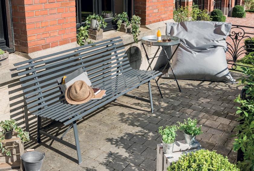 Réussir sa déco industrielle au jardin - Style - Blog La Foir'Fouille