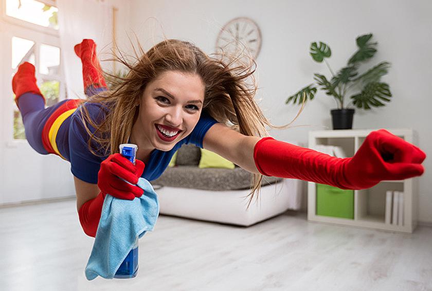 Lancez-vous dans le grand ménage de printemps avec ces 10 astuces nettoyage - Conseils - Blog La Foir'Fouille