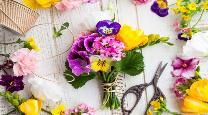 Le langage des fleurs - Conseils - Blog La Foir'Fouille