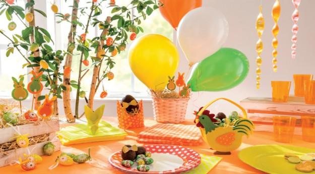 Conseils : Une table de Pâques pepsy et colorée