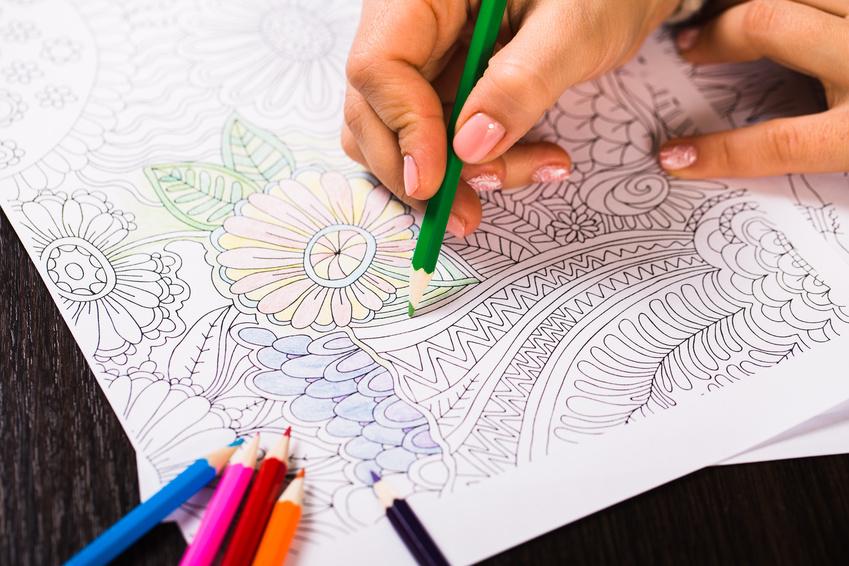 On adore - Des coloriages à imprimer - Blog La Foir'Fouille