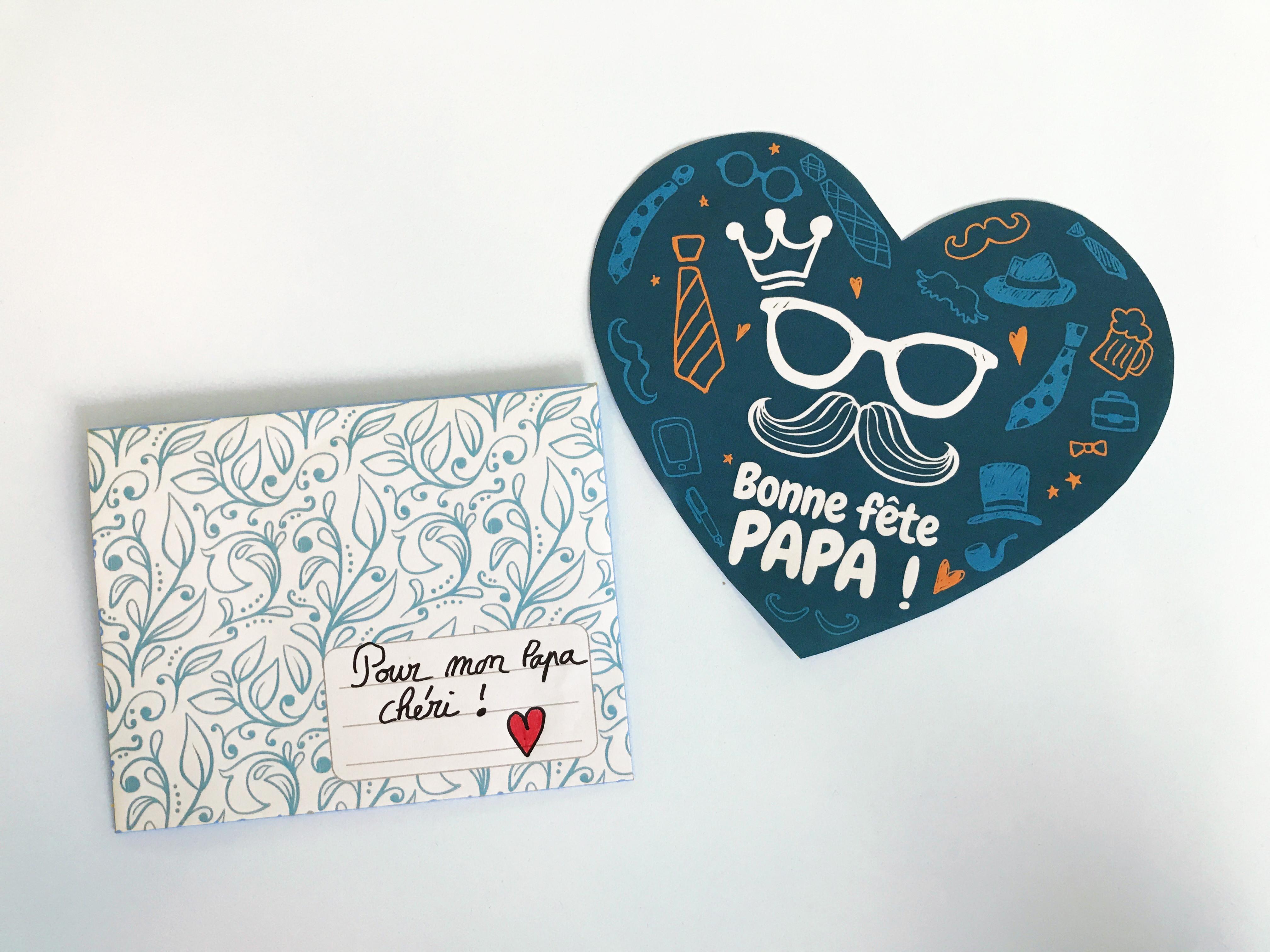 3 cartes de fête des pères à imprimer - DIY - Blog La Foir'Fouille