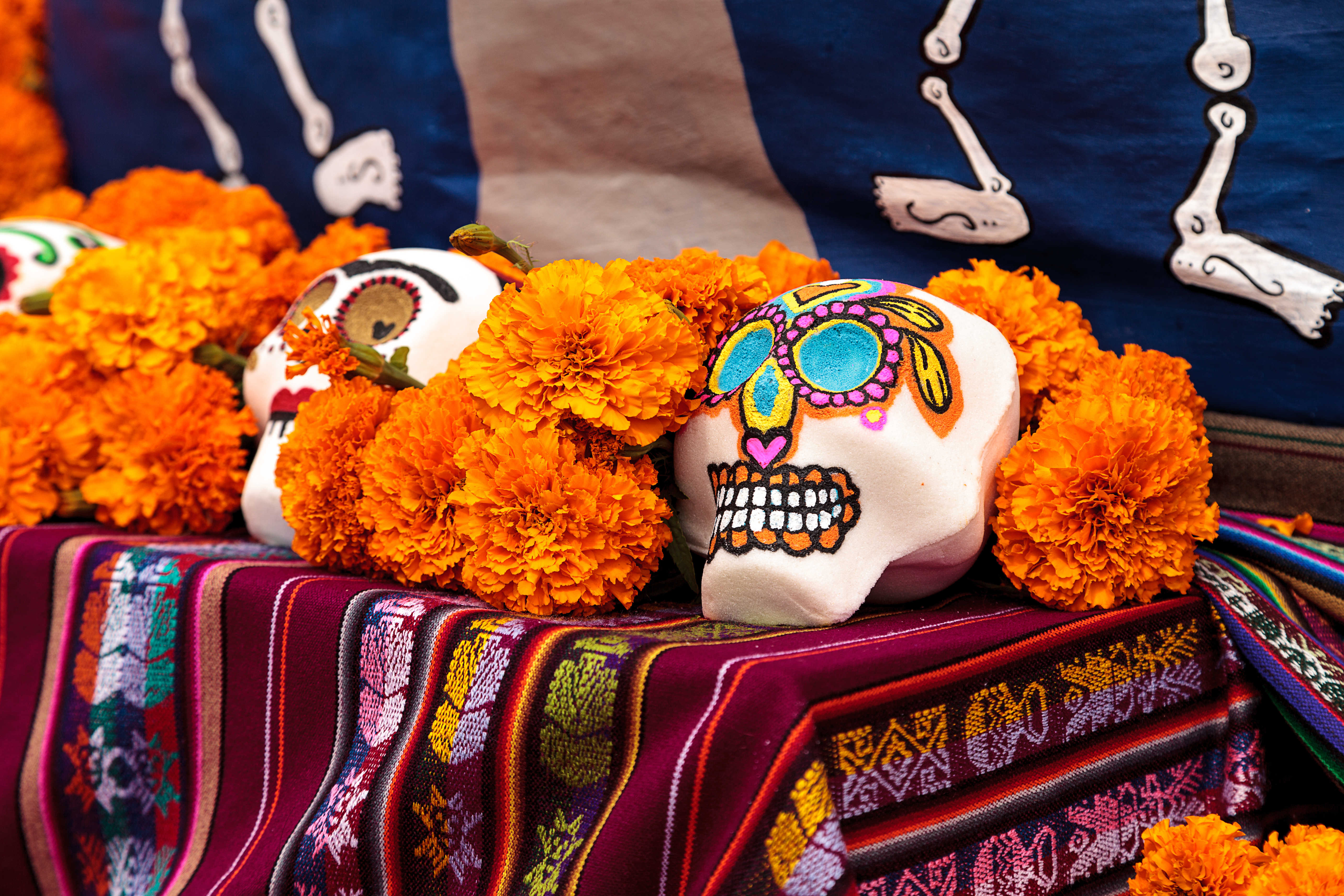5 façons de célébrer les morts dans le monde - Conseils - Blog La Foir'Fouille