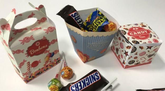 DIY: 3 boîtes de bonbons à imprimer