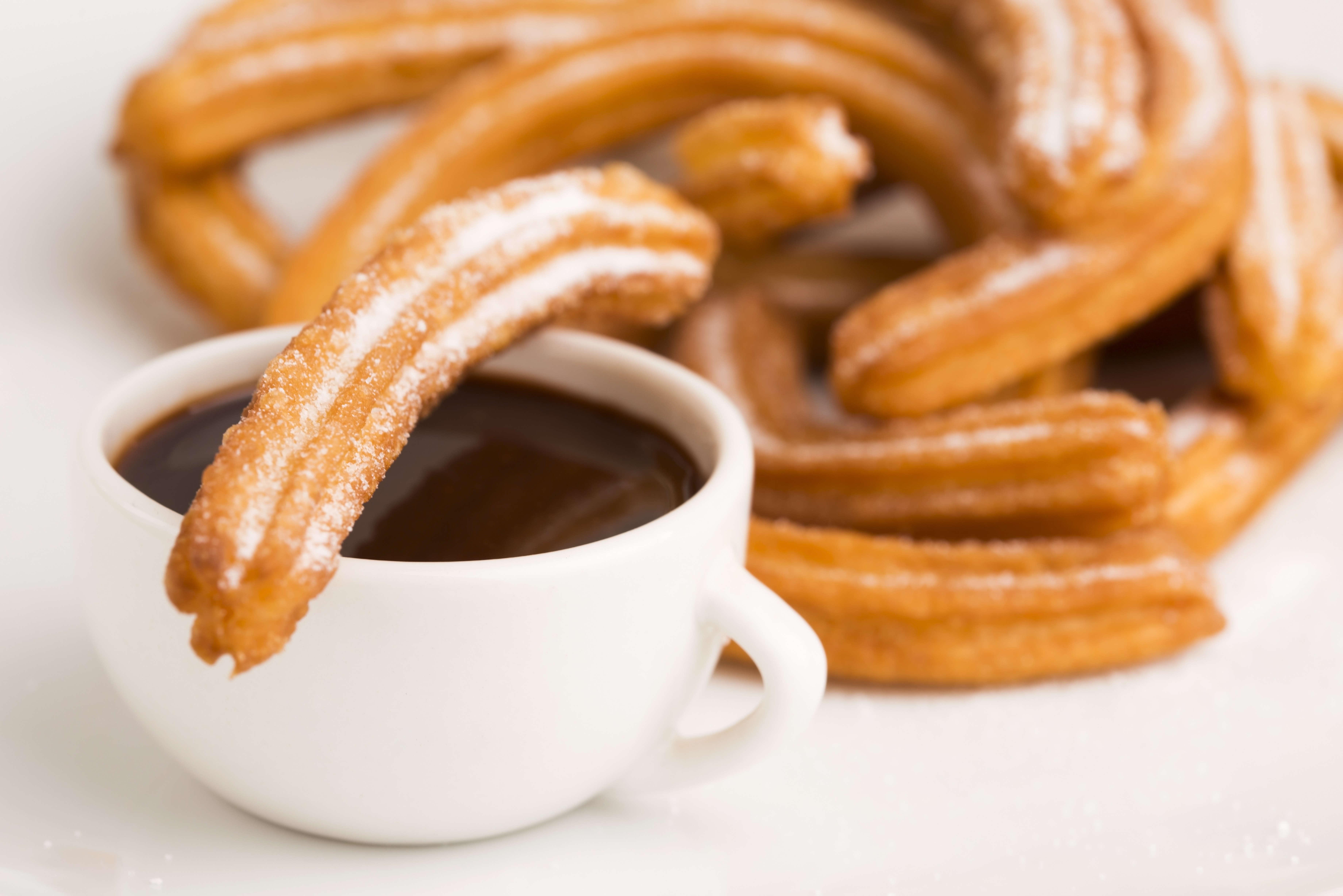 Recette Churros De Fete Foraine conseils : mon goûter façon fête foraine | blog la foirfouille