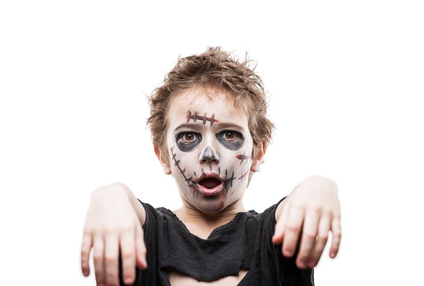 DIY : Un maquillage terrifiant pour Halloween