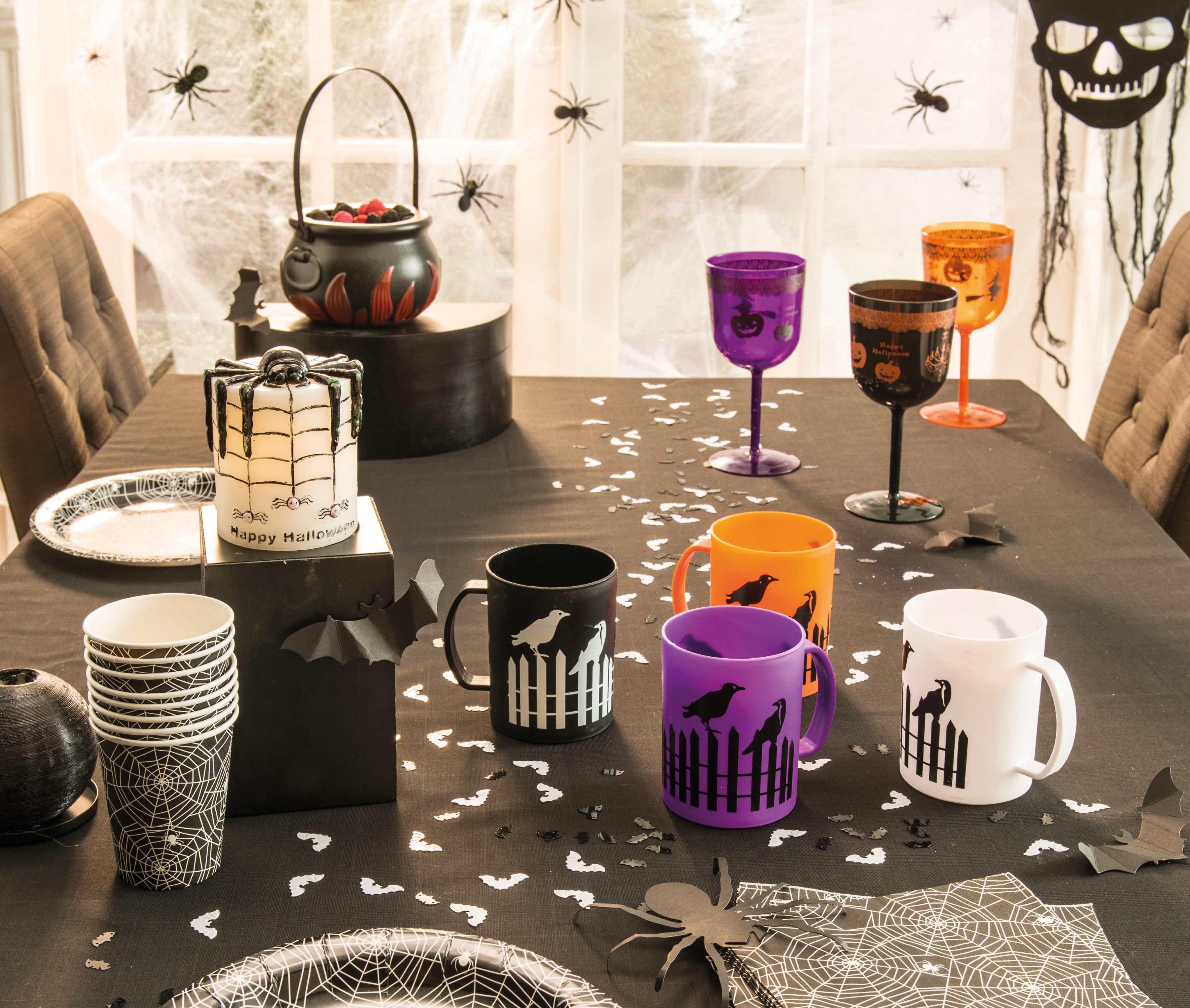 Pour Halloween, préparez un repas de sorcière - On adore - Blog La Foir'Fouille
