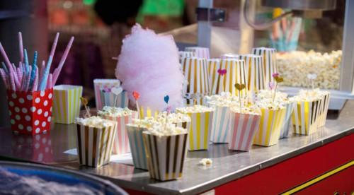 Mes conseils pour réaliser un goûter façon fête foraine - Blog La Foir'Fouille