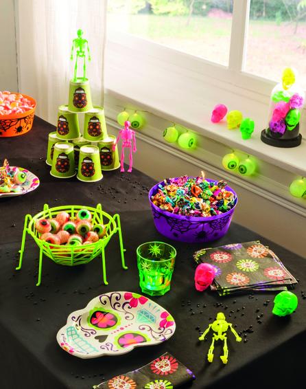 Conseils : Préparer un buffet des horreurs pour Halloween