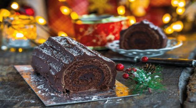 On adore: 4 recettes gourmandes de bûche de Noël