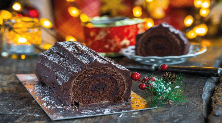 On adore - 4 recettes gourmandes de bûche de Noël - Blog La Foir'Fouille