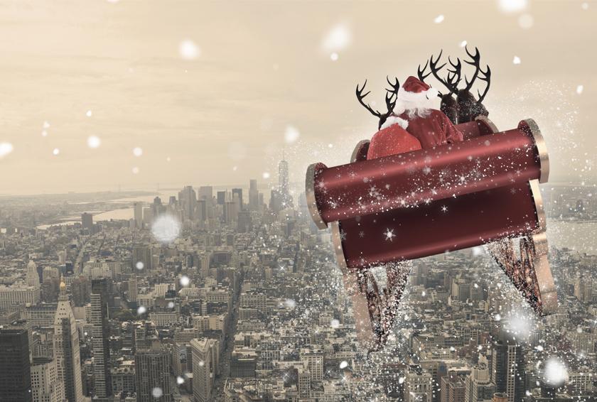 Conseils - Comment accueillir le Père Noël chez soi ?