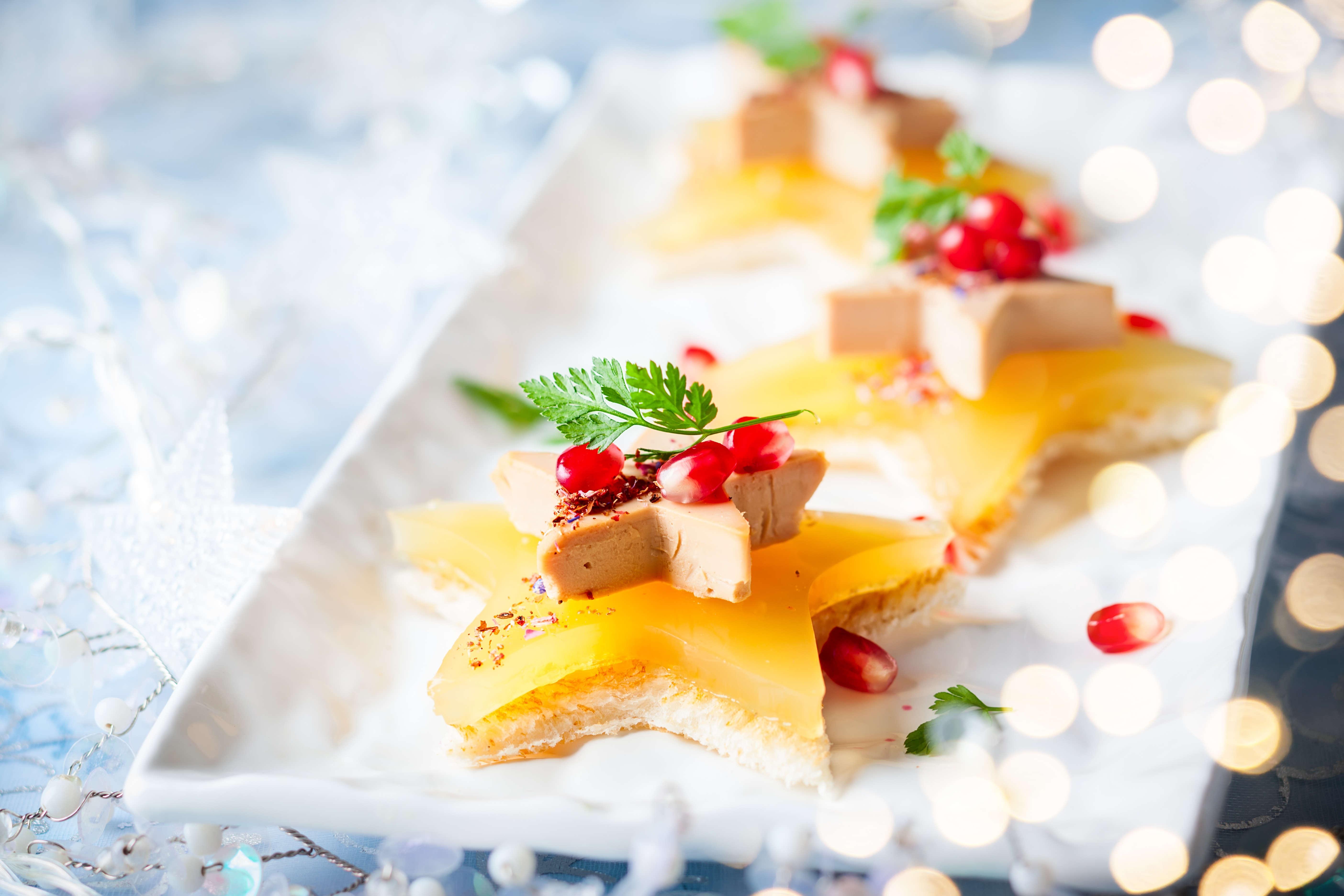 Pour l'apéritif du Nouvel An, voici 4 recettes originales - Blog La Foir'Fouille - On adore