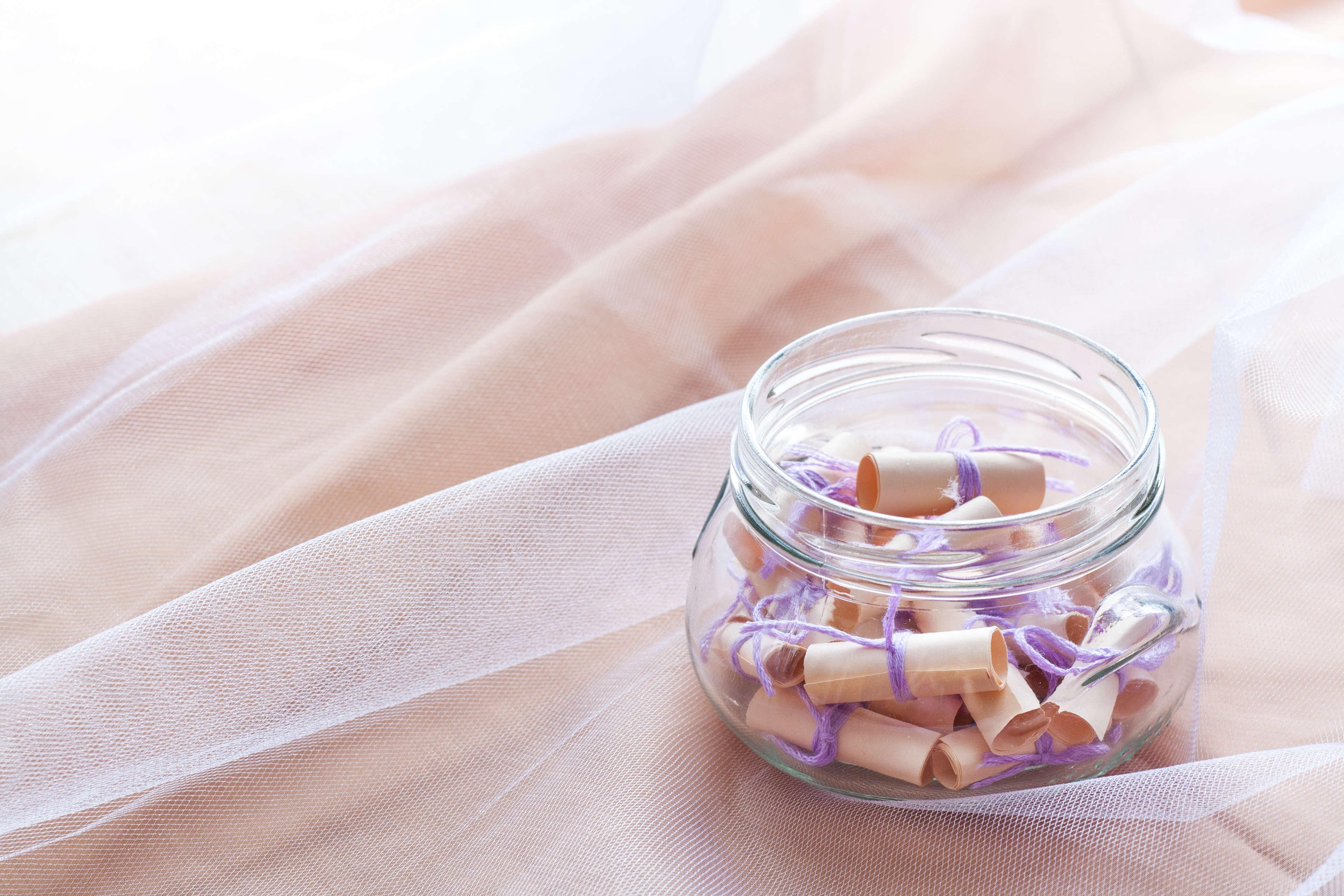 Mon bocal à bonnes résolutions - DIY - Blog La Foir'Fouille