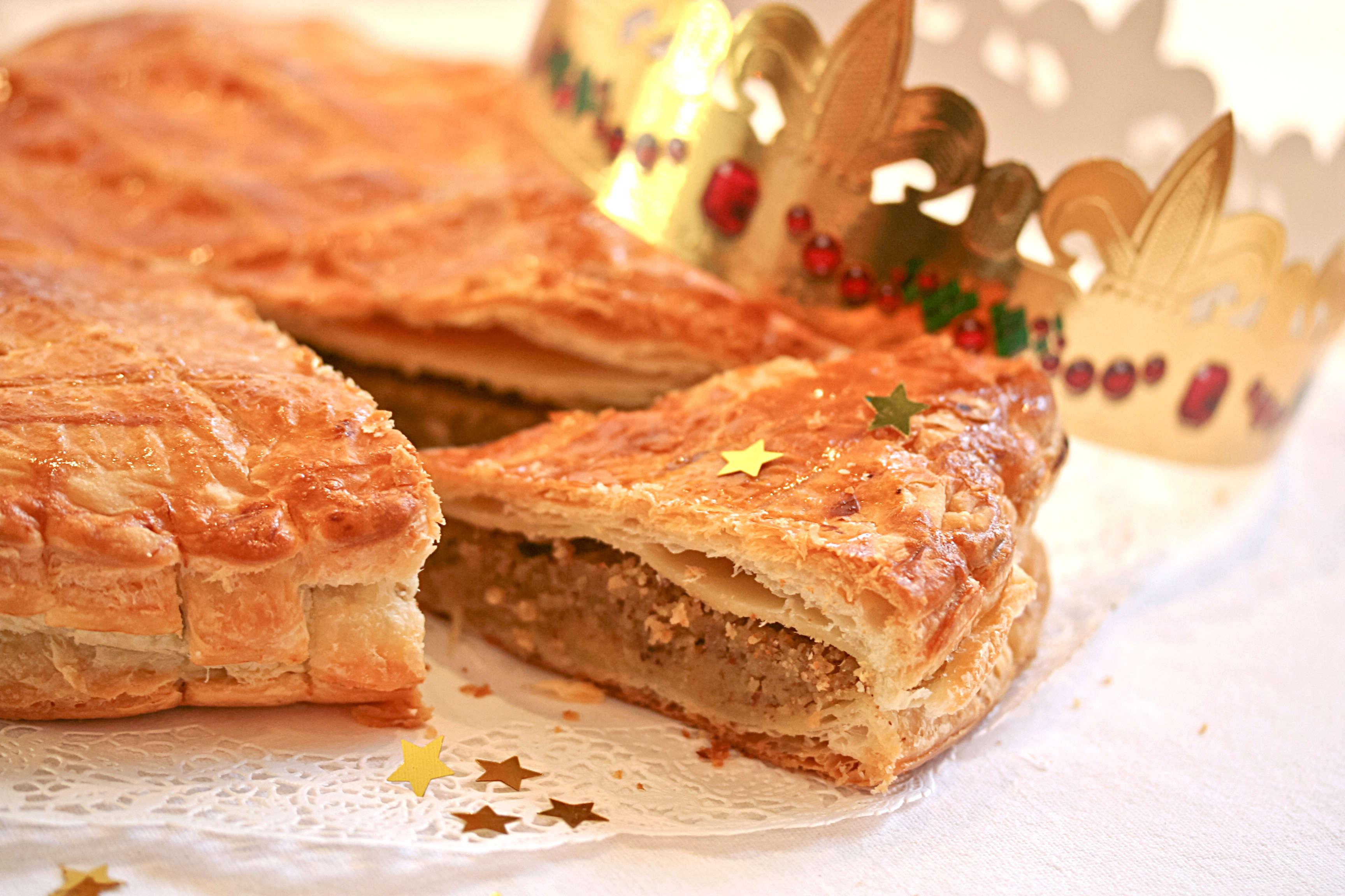 4 recettes de galettes des rois gourmandes pour l'Epiphanie - Blog La Foir'Fouille