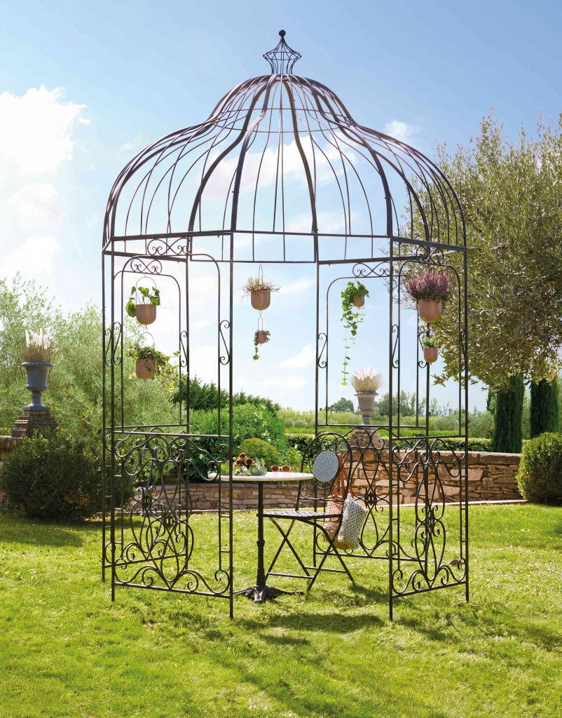 Jardin bucolique - Blog La Foir'Fouille