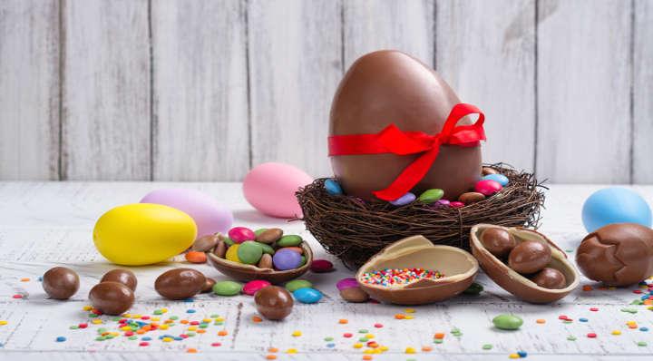 on adore 4 recettes pour recycler ses chocolats de p ques blog la foirfouille. Black Bedroom Furniture Sets. Home Design Ideas