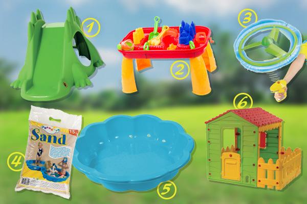 Blog La Foir'Fouille - Conseils - 10 jeux d'extérieur pour enfants