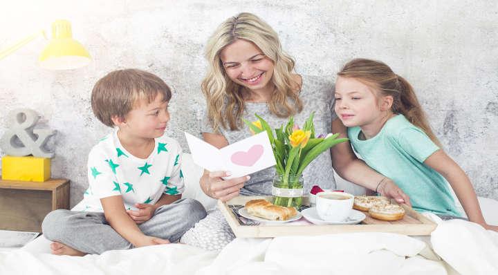 4 cartes de fête des mères à imprimer - DIY - Blog La Foir'Fouille