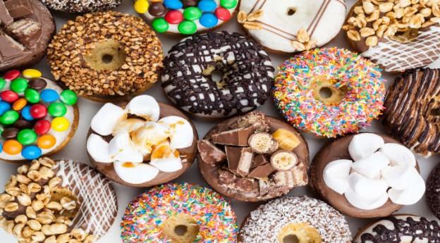 On adore - Blog La Foir'Fouille - 4 recettes de donuts