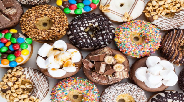 On adore : 4 recettes de donuts