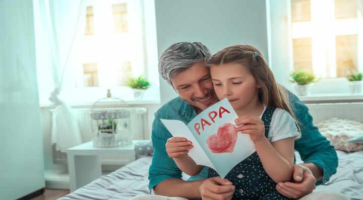 DIY - 4 cartes de fête des pères à imprimer - Blog La Foir'Fouille