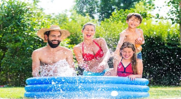 On adore: 5 jeux d'eau amusants pour les petits et les grands