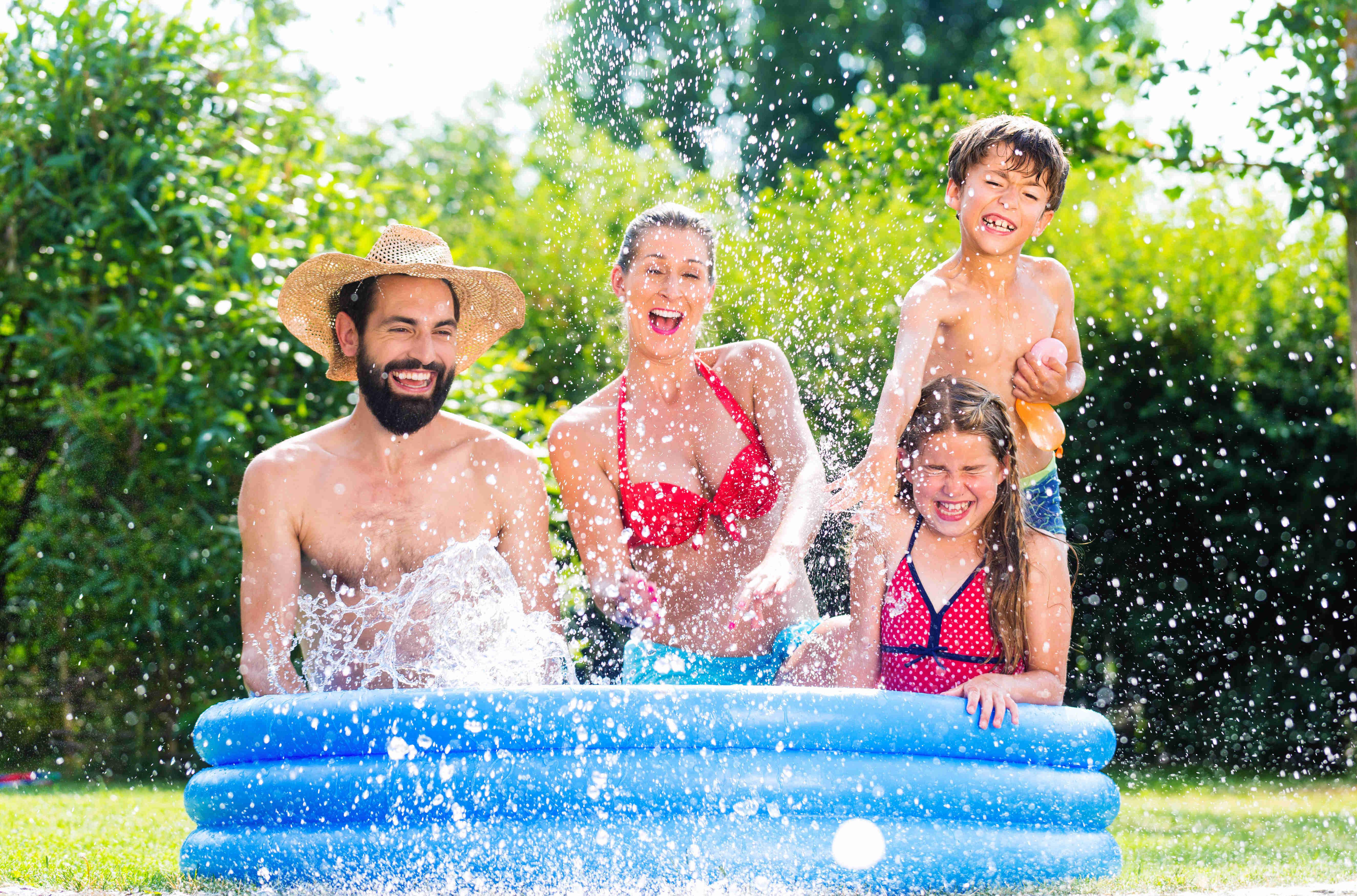 On adore - Blog La Foir'Fouille - 5 jeux d'eau amusants pour les petits et les grands
