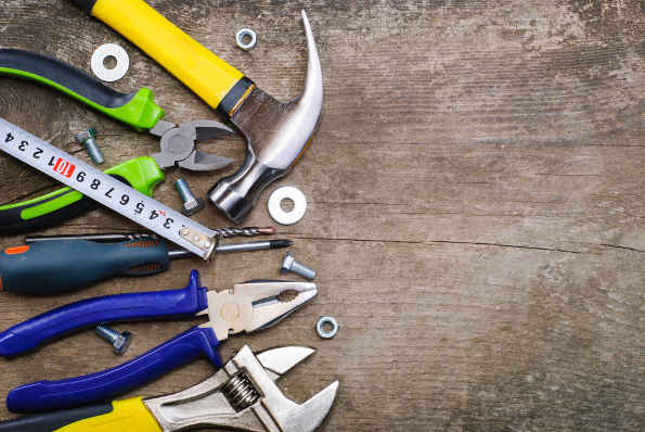 Conseils : 5 accessoires de bricolage indispensables