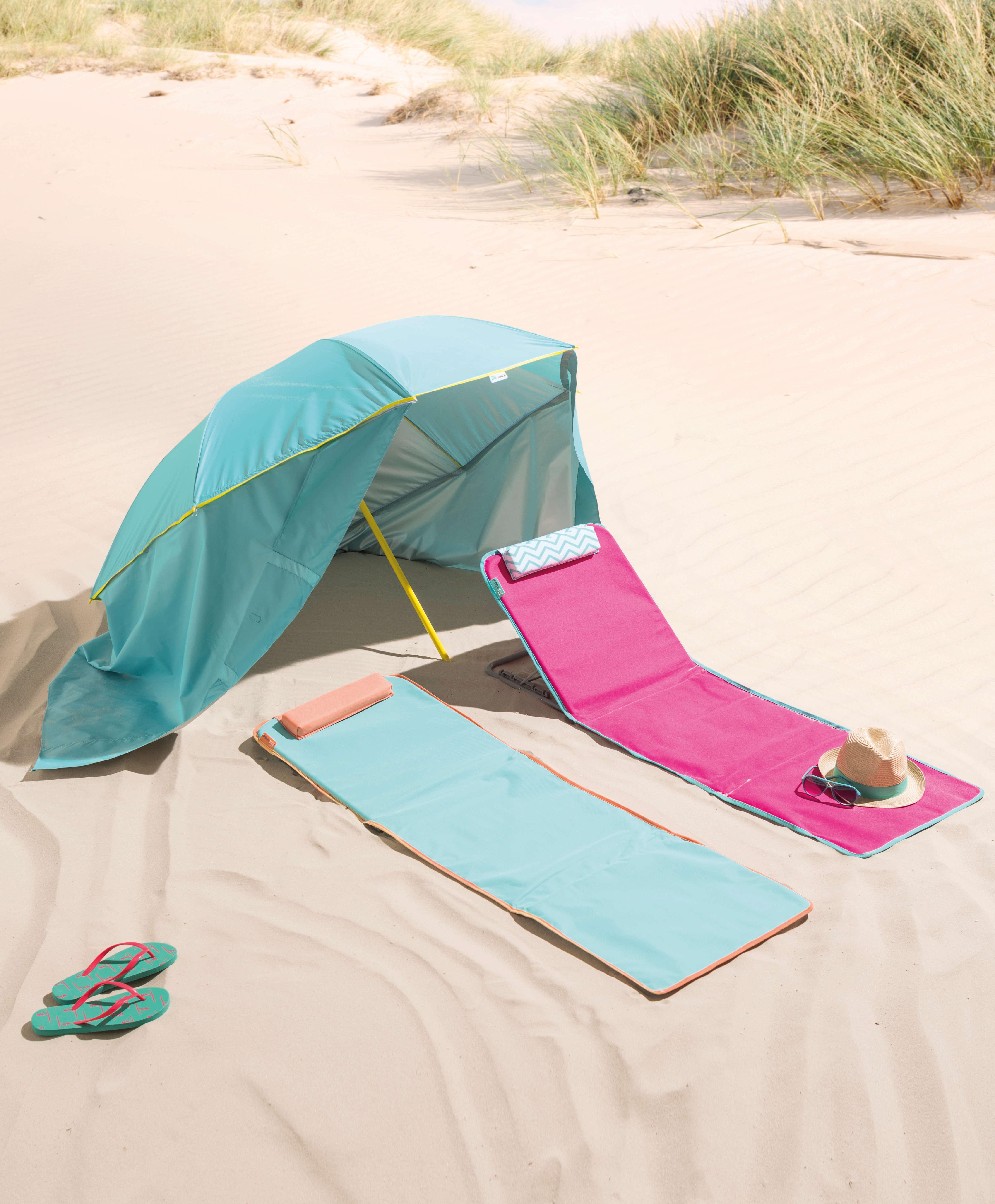 Conseils - Blog La Foir'Fouille - Accessoires de plage indispensables