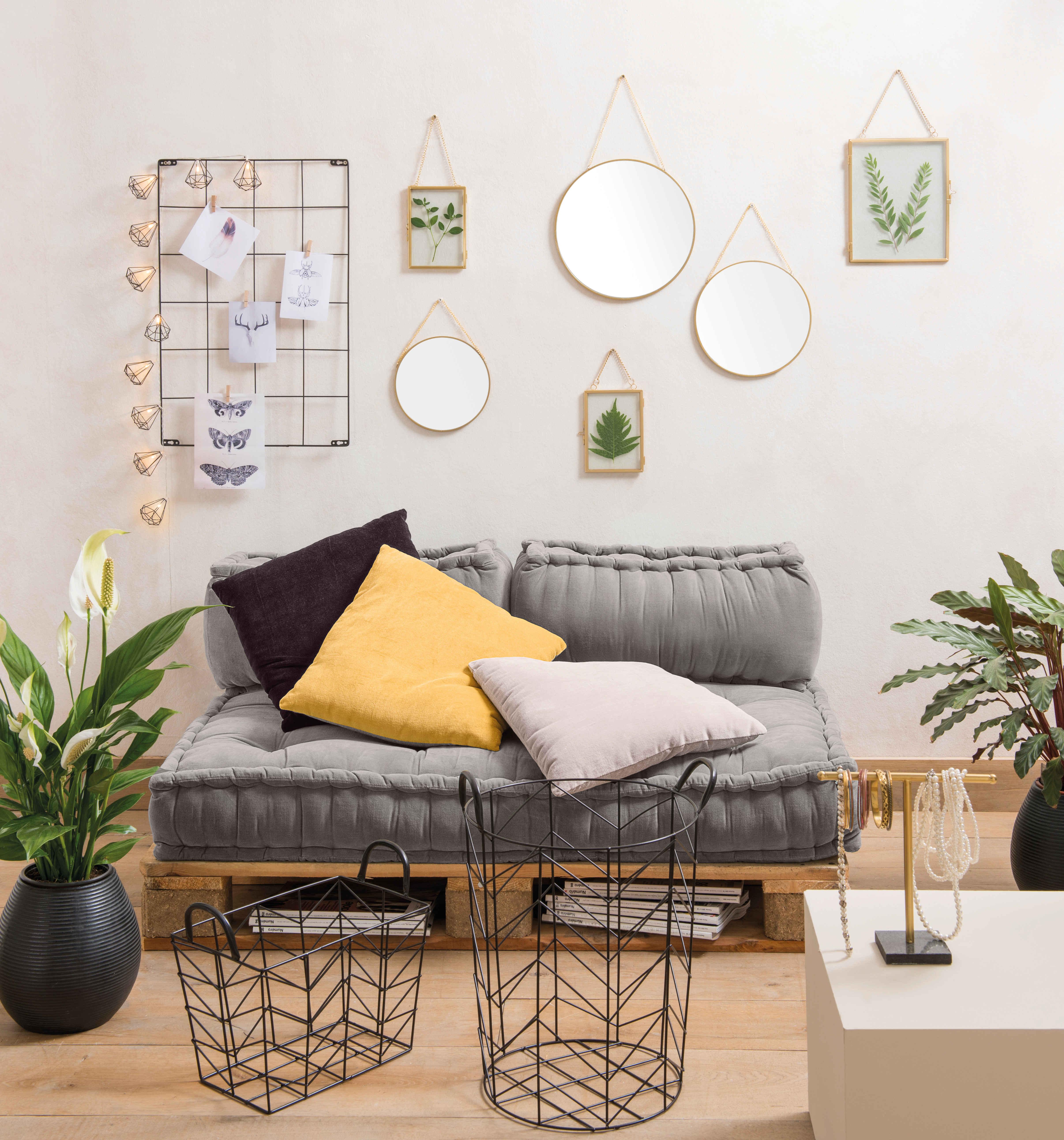 style mon salon original blog la foirfouille. Black Bedroom Furniture Sets. Home Design Ideas