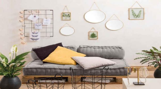 Style - Mon salon original - Blog La Foir'Fouille