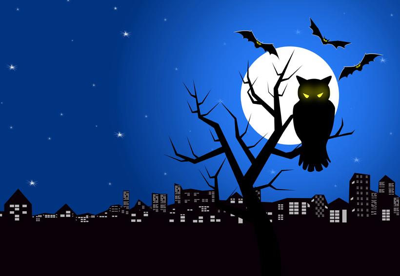 On adore - Top 5 des activités à faire le soir d'Halloween