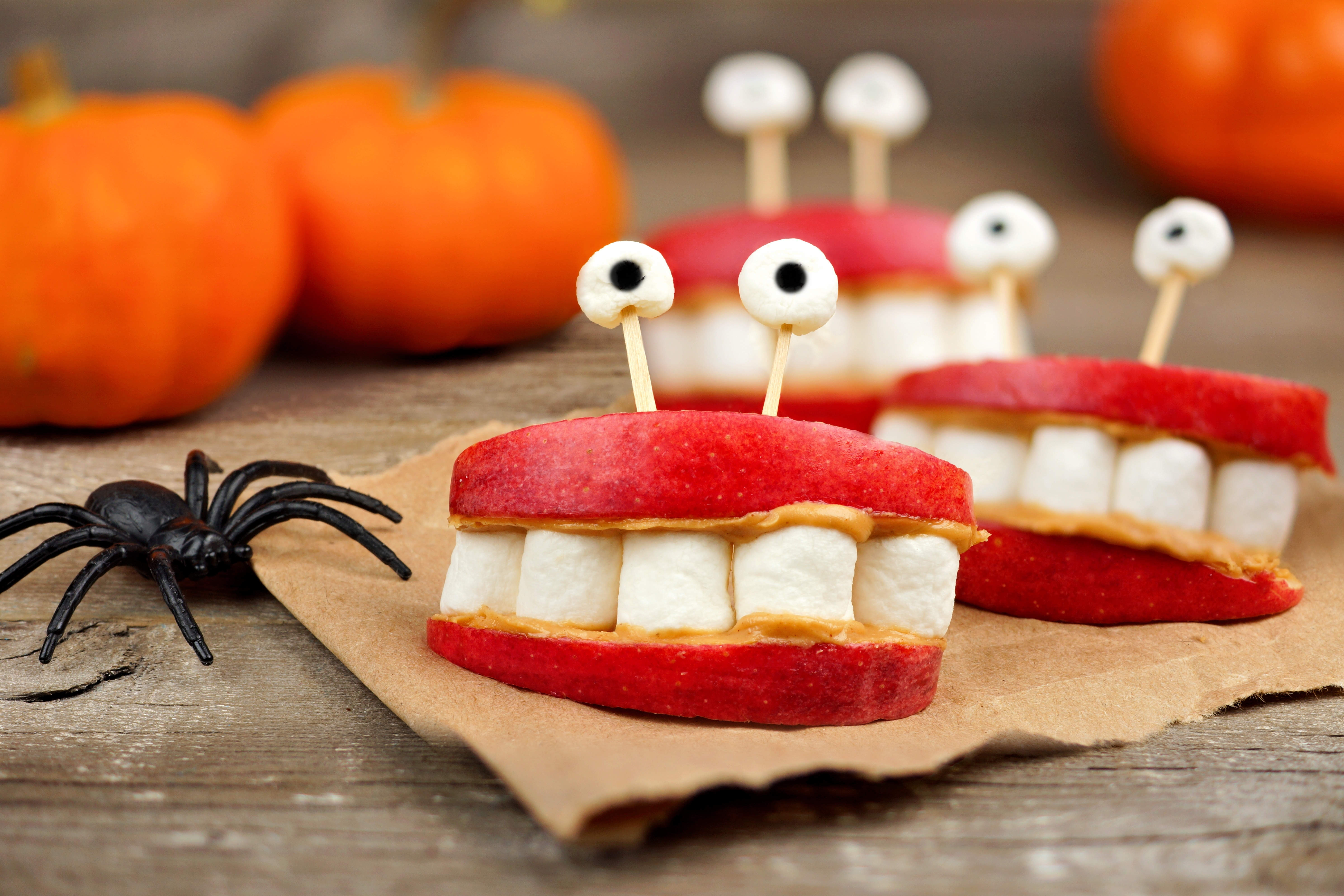 On adore - 4 desserts d'Halloween - Blog La Foir'Fouille
